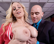 Mom Blows the Job - Julia Ann - 2
