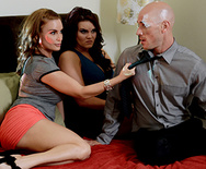 Milfs Do It Better - Diamond Foxxx - Mackenzee Pierce - 1