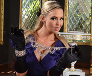 The Butler Did Her! - Abbey Brooks - 1