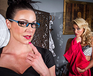 Fucking at the Photoshoot - Alexis Monroe - Kendra Lust - 1