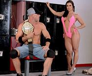 brazzers gym