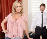 Cuckolding the Neglectful Husband - Brandi Love - 1