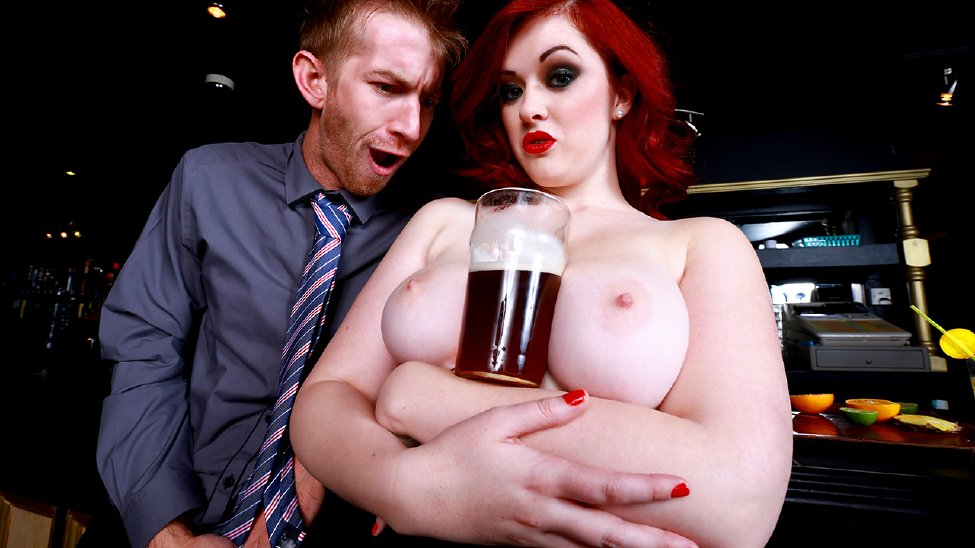 Trying Out the Bar Wench – Danny D & Jaye Rose
