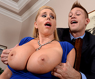 Milf Swap - Karen Fisher - Sammy Brooks - 1