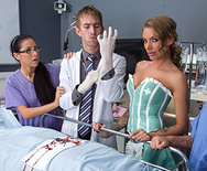 Dr. D And The Double D Nurse - Juelz Ventura - 1