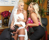 Here Cums The Bride - Bridgette B - Emily Austin - 1