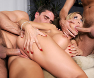 Spicing It Up With A Threesome - Capri Cavanni - 4