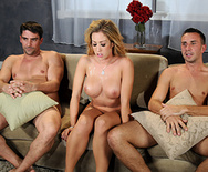 Spicing It Up With A Threesome - Capri Cavanni - 5