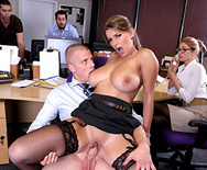 Best Tits In The Office - Katerina - 2