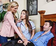 Naughty Nurse, Horny Housewife - Cherie Deville - Dani Daniels - 1