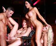 Party Facials - Brooklyn Blue - Emma Leigh - Jasmine Jae - 4