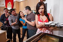 brazzers , cooking with kendall