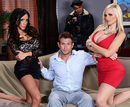 Real Ex-Wives Of Beverly Hills - Alena Croft - Ariella Ferrera - 1