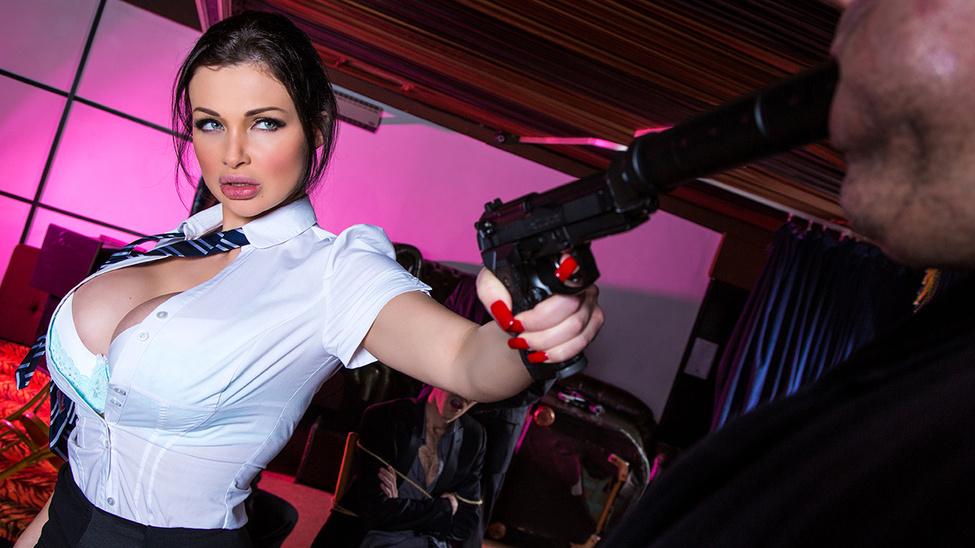 BigTitsAtSchool / Brazzers – Aletta Ocean, Danny D Spy Hard 3: Hit Girl