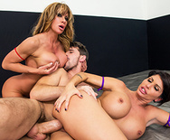 Ultimate Brazzers Fucking Championship - Shay Fox - Farrah Dahl - 3