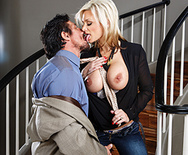 Staircase Sex - Kate Frost - 1