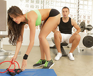 Kortney's Slutty Circuit Training - Kortney Kane - 1