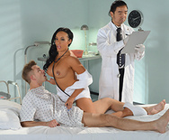 Naughty Vision During Incision - Rio Lee - 1