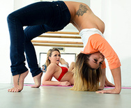 Stretching Them Out - Mia Malkova - Keisha Grey - 1