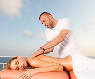 She Wants More Than a Massage - Erica Fontes - 1