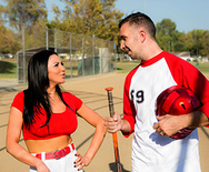Audrey Gets the Batter Up - Audrey Bitoni - 1