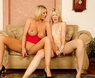 Banging For Mom's Approval - Leigh Darby - Samantha Rone - 4