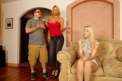 brazzers , banging for mom's approval