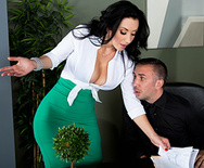 Another Hard Cock at the Office - Jayden Jaymes - 1