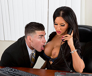 The Multitasking Titties - Elicia Solis  - 1
