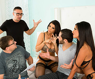 Comply With This Guy - Elicia Solis  - Romi Rain - 1
