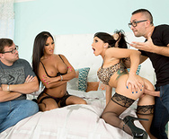 Comply With This Guy - Elicia Solis  - Romi Rain - 3