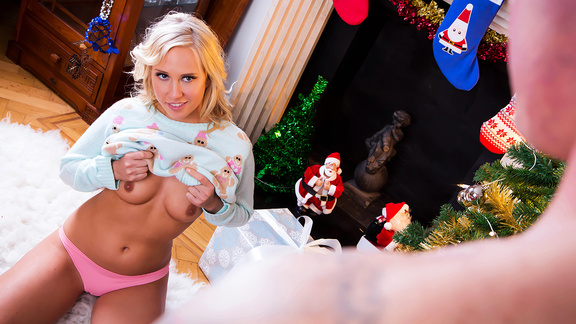 Brazzers – Cumming Home For Christmas! Part Two