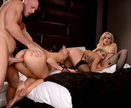 Sins Life Part Three - Dahlia Sky - Aidra Fox - Kissa Sins - 3