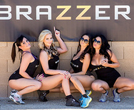 Brazzers House Episode Four - Tory Lane - Ava Addams - Missy Martinez - Dani Daniels - Romi Rain - Alektra Blue - Gianna Nicole - Kayla Kayden - Kaylani Lei  - 2