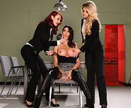 Hot Cop Mean Cop - Kayla Carrera - Jessa Rhodes - Kendra James - 1