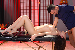 brazzers , molly's massage