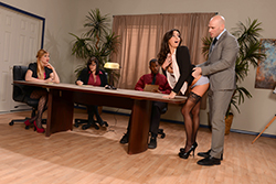 brazzers , nailing the presentation