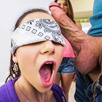 The Blindfold Blowjob