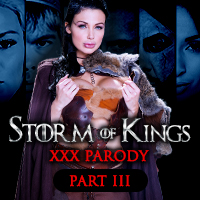 Storm Of Kings XXX Parody: Part 3 - Aletta Ocean