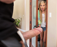 The Slut In The Cupboard - Kylie Nicole - 1