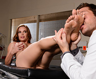 Doctor Feet Fucker - Diamond Foxxx - 1