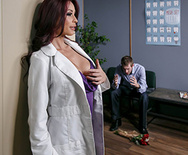 Sexy Dentist Knows The Drill - Monique Alexander - 1