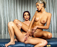 Massaging Mrs.Alexander - Monique Alexander - Janice Griffith - 3