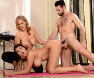 Yoga Freaks: Episode Two - Julia Ann - Cassidy Banks - 4