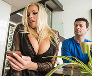 Fucking The Invisible Man - Michelle Thorne - 1