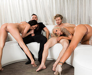 Swingers On Vacation: Part 1 - Alektra Blue - Nina Elle - 1