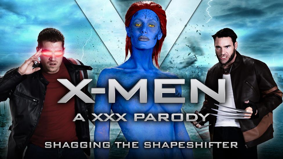 XXX-Men: Shagging the Shapeshifter (XXX Parody)