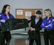 Fluids on the Flight 2 - Julia Ann - Alison Tyler - 1