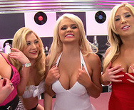 BRAZZERS LIVE 34: BIGGER & BLONDER - Abbey Brooks - Amy Brooke - Tasha Reign - Alexis Ford - 1