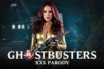 Ghostbusters XXX Parody: Part 1